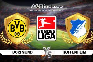 Prediksi Skor Dortmund vs Hoffenheim