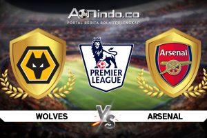 Prediksi Skor Wolves vs Arsenal