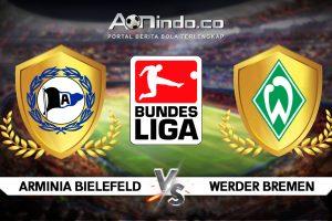Prediksi Skor Arminia Bielefeld vs Werder Bremen
