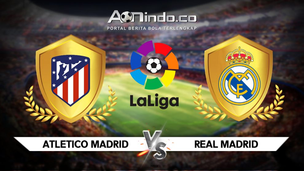 Prediksi Skor Atletico Madrid Vs Real Madrid