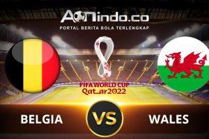 Prediksi Pertandingan Belgia vs Wales