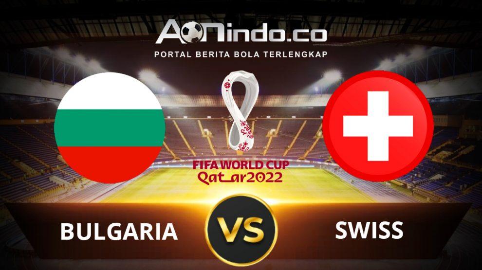 Prediksi Skor Bulgaria Vs Swiss