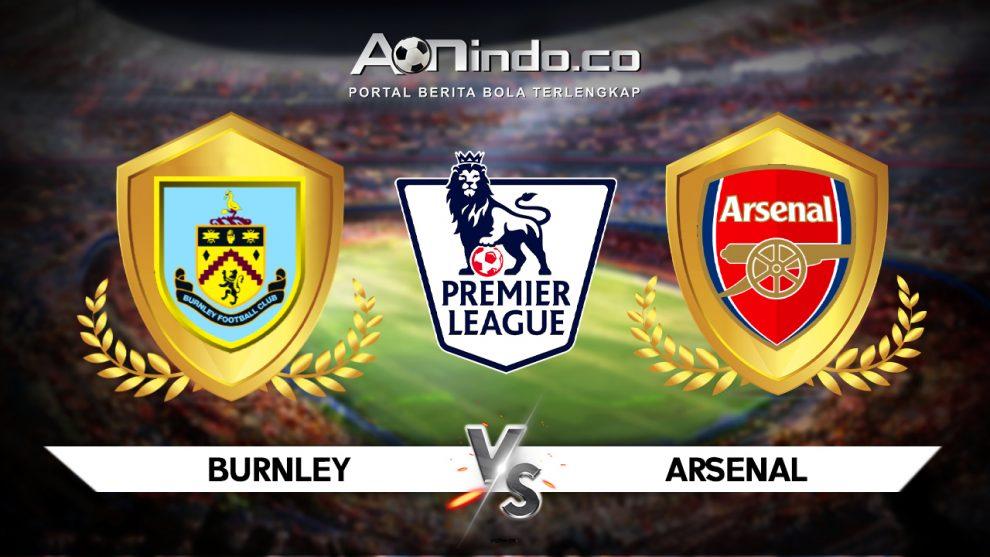 Prediksi Pertandingan Burnley vs Arsenal