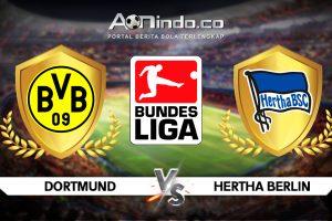 Prediksi Skor Dortmund vs Hertha Berlin