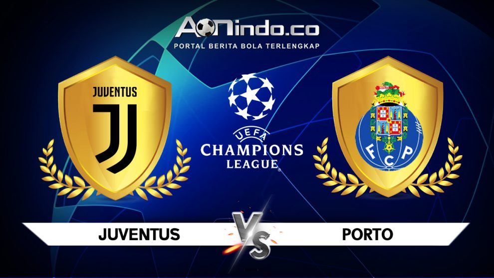 Prediksi Skor Juventus vs Porto