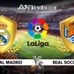 Prediksi Skor Real Madrid vs Real Sociedad