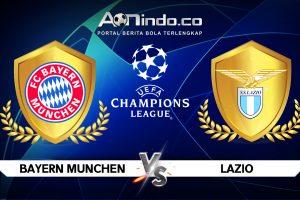 Prediksi Skor Bayern Munchen vs Lazio