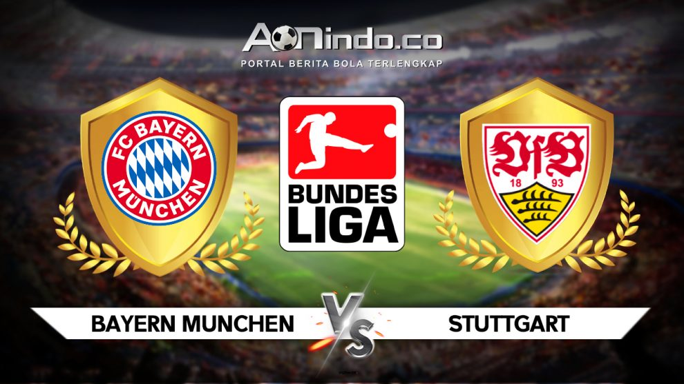 Prediksi Skor Bayern Munchen Vs Stuttgart