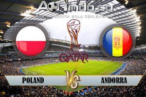 Prediksi Skor Polandia vs Andorra