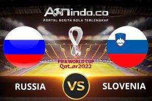 Prediksi Skor Rusia Vs Slovenia