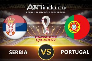 Prediksi Skor Serbia vs Portugal