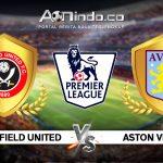 Prediksi Skor Sheffield Utd Vs Aston Villa