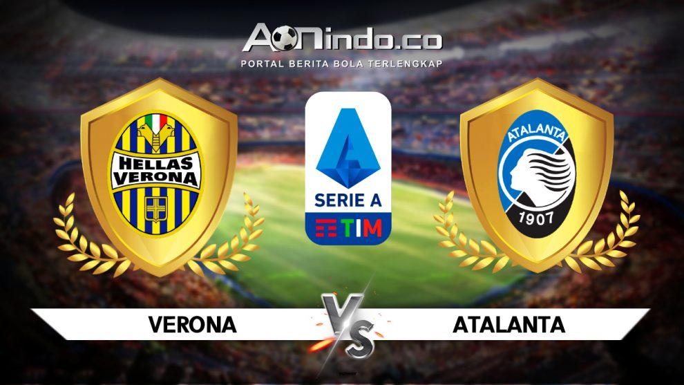Prediksi Pertandingan Verona vs Atalanta