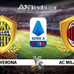 Prediksi Skor Verona vs AC Milan