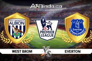 Prediksi Skor West Brom vs Everton