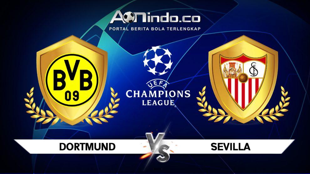 Prediksi Skor Dortmund Vs Sevilla