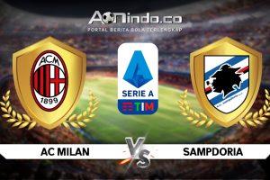 Prediksi Skor AC Milan vs Sampdoria