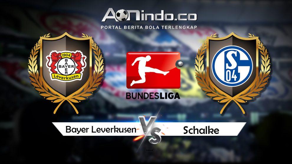 Prediksi Skor Bayer Leverkusen vs Schalke