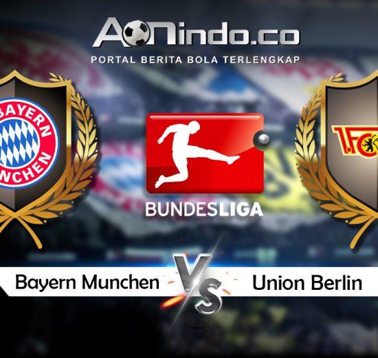 Prediksi Skor Bayern Munchen vs Union Berlin