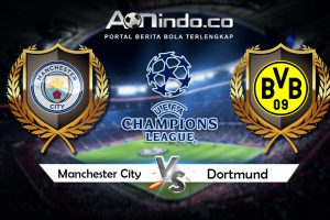 Prediksi Skor Manchester City vs Dortmund