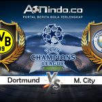 Prediksi Skor Dortmund Vs Manchester City