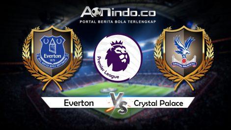 Prediksi Pertandingan Everton vs Crystal Palace