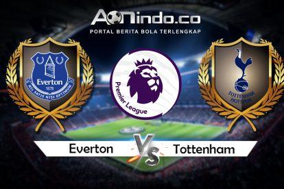 Prediksi Skor Everton vs Tottenham