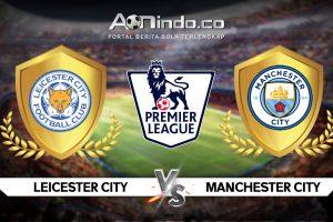 Prediksi Skor Leicester City vs Manchester City