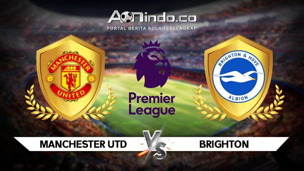 Prediksi Skor Manchester United Vs Brighton