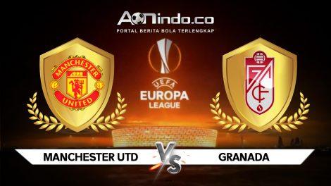 Prediksi Skor Manchester United Vs Granada