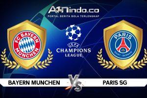 Prediksi Skor Bayern Munchen vs PSG