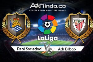 Prediksi Skor Real Sociedad Vs Athletic Bilbao
