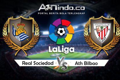 Prediksi Skor Real Sociedad Vs Athletic Bilbao