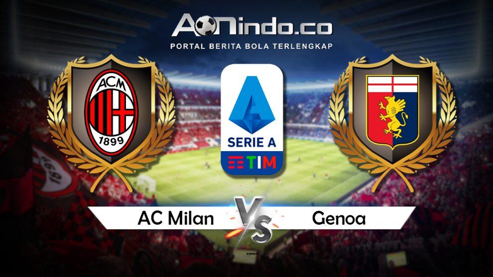 Prediksi Skor Ac Milan vs Genoa