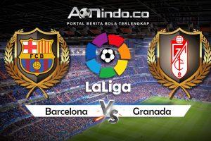 Prediksi Skor Barcelona vs Granada