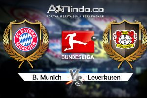 Prediksi Skor Bayern Munchen vs Bayer Leverkusen