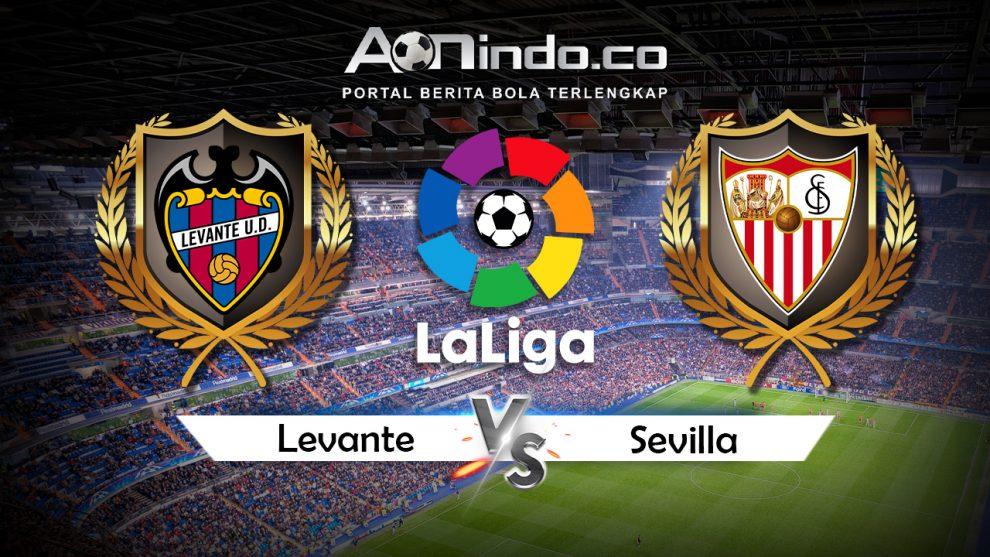 Prediksi Skor Levante vs Sevilla