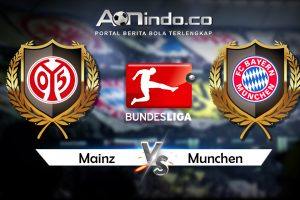 Prediksi Skor Mainz vs Bayern Munchen