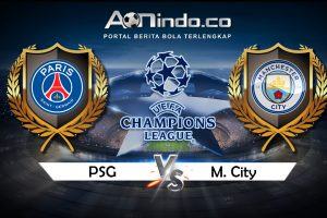 Prediksi Skor PSG vs Manchester City