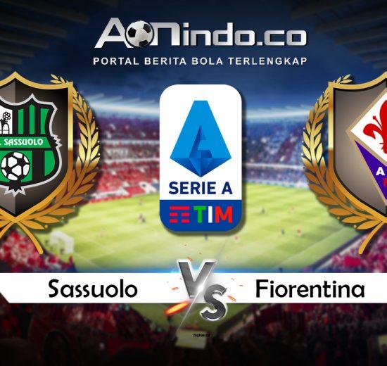 Prediksi Skor Sassuolo Vs Fiorentina