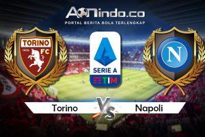 Prediksi Pertandingan Torino vs Napoli
