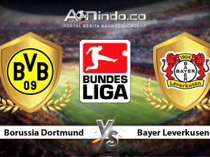 Prediksi Skor Dortmund vs Bayer Leverkusen