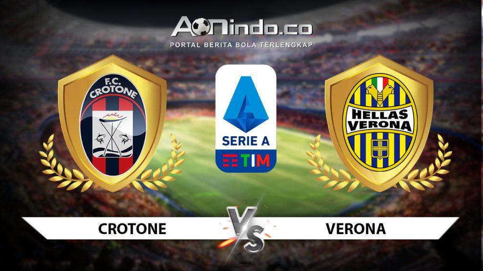 Prediksi Skor Crotone vs Verona