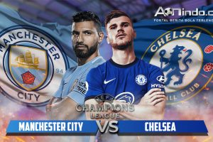 Prediksi Pertandingan Manchester City vs Chelsea
