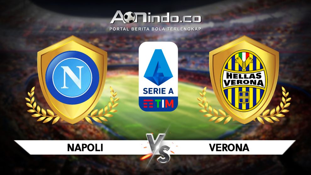 Prediksi Skor Napoli vs Verona