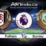 Prediksi Skor Fulham vs Burnley