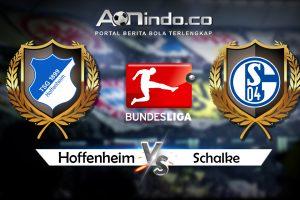 Prediksi Skor Hoffenheim vs Schalke