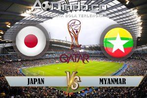 Prediksi Skor Jepang vs Myanmar