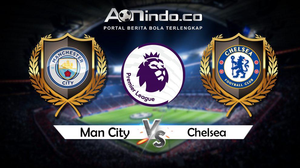 Prediksi Skor Manchester City vs Chelsea
