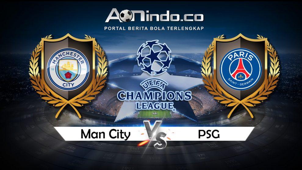 Prediksi Skor Manchester City vs PSG